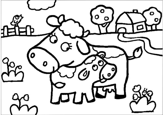 coloriage-de-petite-vache-1-595x840-2988