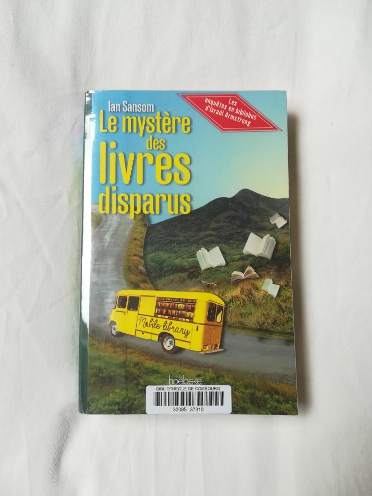 Photo du livre : Le mystère des livres disparus de Ian Sansom